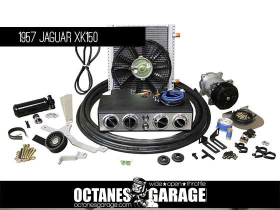 Impianti aria condizionata per auto americane ed europee for Tre kit di garage per auto