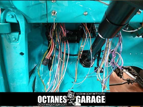 Schema Elettrico Auto : Impianti elettrici per auto depoca americane ed europee